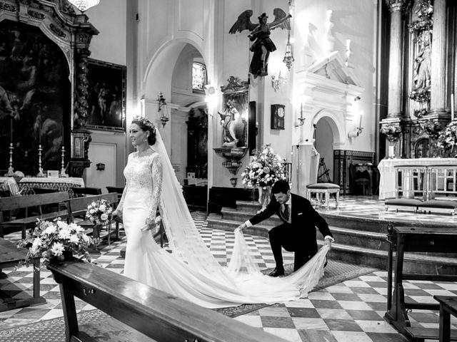 La boda de Pablo y Puri en Bollullos De La Mitacion, Sevilla 41
