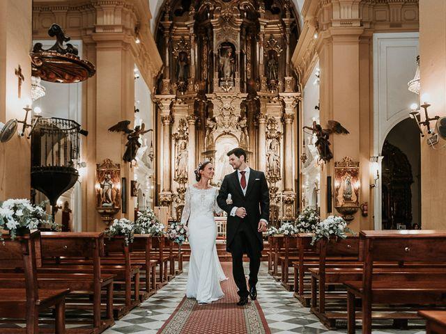 La boda de Pablo y Puri en Bollullos De La Mitacion, Sevilla 42