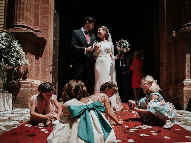 La boda de Pablo y Puri en Bollullos De La Mitacion, Sevilla 45