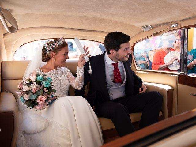 La boda de Pablo y Puri en Bollullos De La Mitacion, Sevilla 46