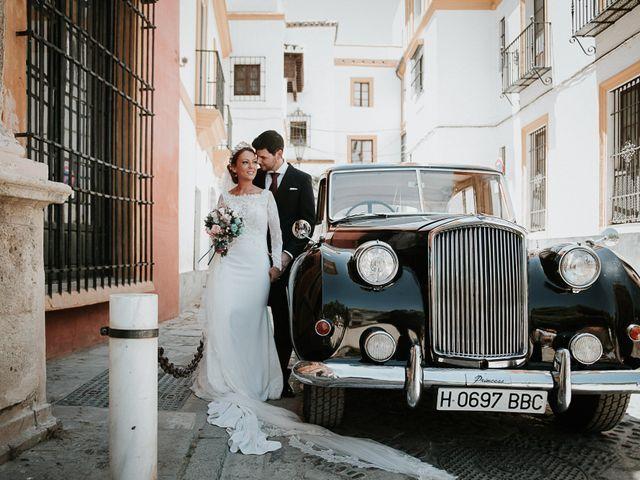 La boda de Pablo y Puri en Bollullos De La Mitacion, Sevilla 47