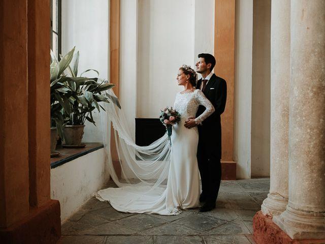 La boda de Pablo y Puri en Bollullos De La Mitacion, Sevilla 49