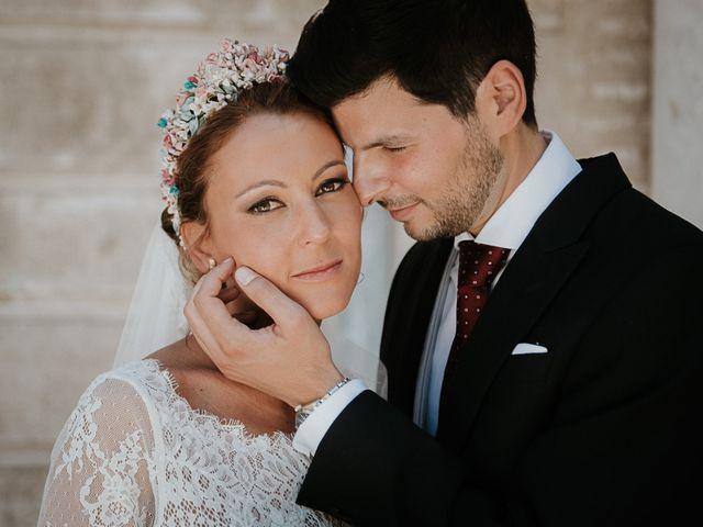 La boda de Pablo y Puri en Bollullos De La Mitacion, Sevilla 52