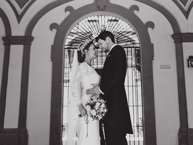 La boda de Pablo y Puri en Bollullos De La Mitacion, Sevilla 53