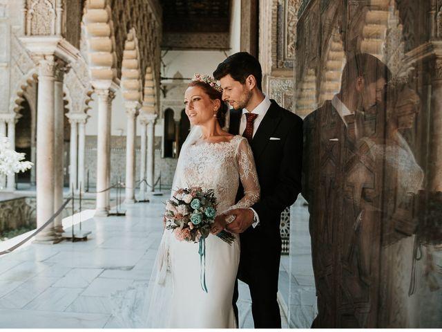 La boda de Pablo y Puri en Bollullos De La Mitacion, Sevilla 56