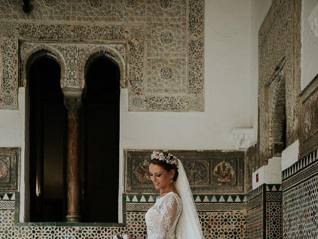 La boda de Pablo y Puri en Bollullos De La Mitacion, Sevilla 57