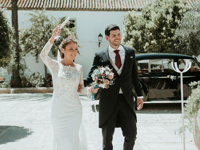 La boda de Pablo y Puri en Bollullos De La Mitacion, Sevilla 59
