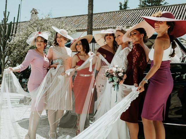 La boda de Pablo y Puri en Bollullos De La Mitacion, Sevilla 63