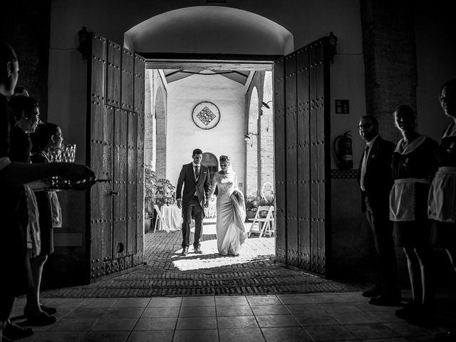 La boda de Pablo y Puri en Bollullos De La Mitacion, Sevilla 65
