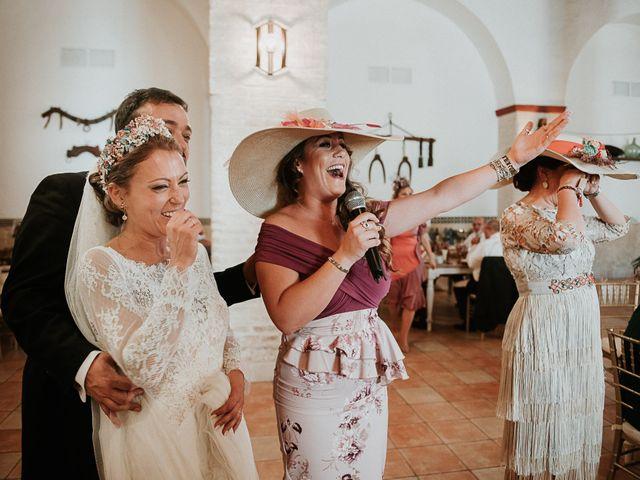 La boda de Pablo y Puri en Bollullos De La Mitacion, Sevilla 68
