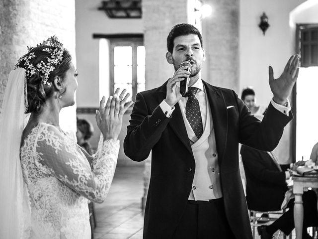 La boda de Pablo y Puri en Bollullos De La Mitacion, Sevilla 72