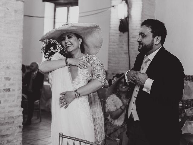 La boda de Pablo y Puri en Bollullos De La Mitacion, Sevilla 76