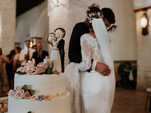 La boda de Pablo y Puri en Bollullos De La Mitacion, Sevilla 79