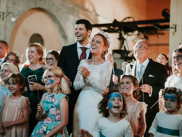 La boda de Pablo y Puri en Bollullos De La Mitacion, Sevilla 81
