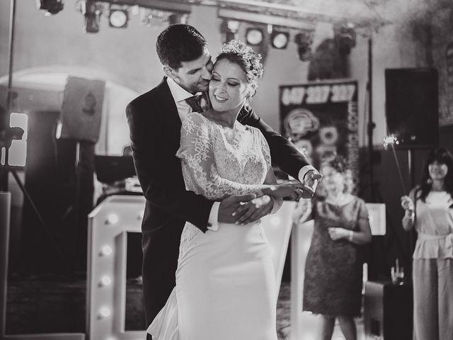 La boda de Pablo y Puri en Bollullos De La Mitacion, Sevilla 83