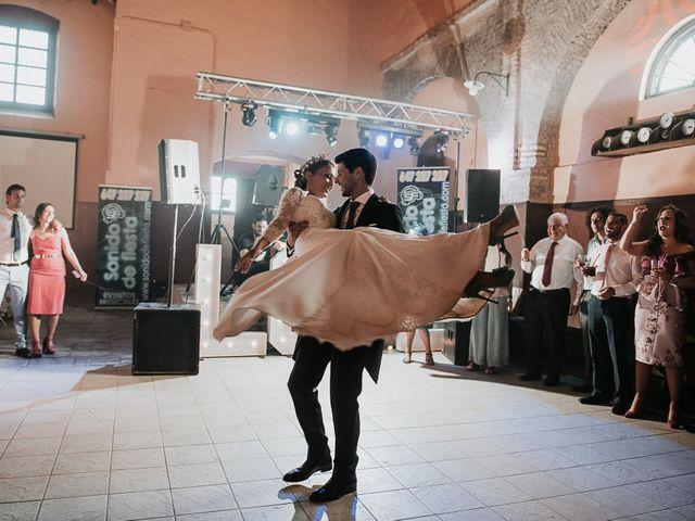 La boda de Pablo y Puri en Bollullos De La Mitacion, Sevilla 84