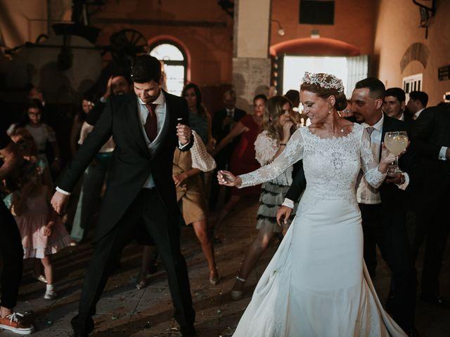 La boda de Pablo y Puri en Bollullos De La Mitacion, Sevilla 85