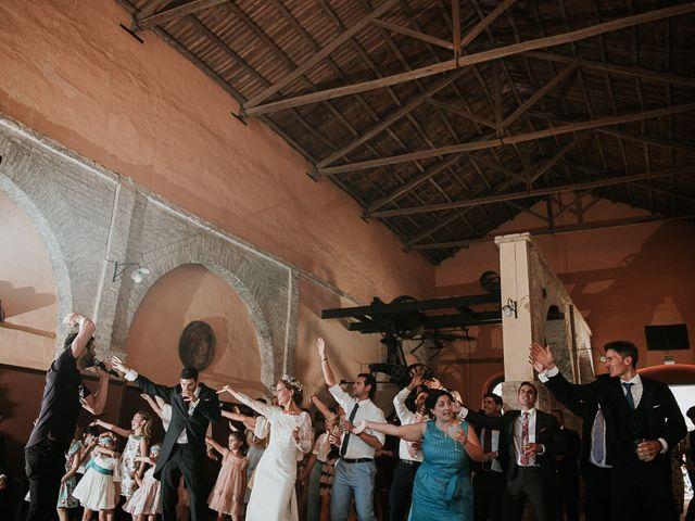 La boda de Pablo y Puri en Bollullos De La Mitacion, Sevilla 88