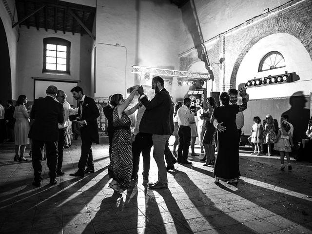 La boda de Pablo y Puri en Bollullos De La Mitacion, Sevilla 89