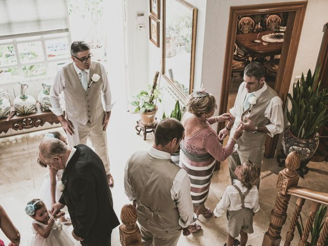 La boda de Tino y Lisa en Daya Vieja, Alicante 3