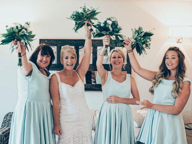 La boda de Tino y Lisa en Daya Vieja, Alicante 8
