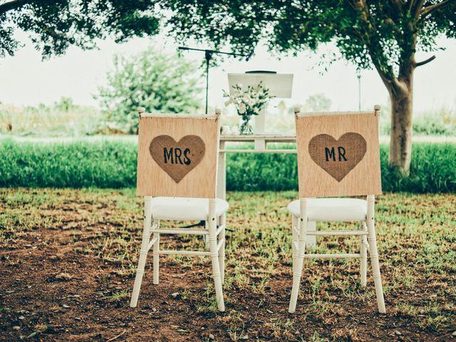 La boda de Tino y Lisa en Daya Vieja, Alicante 15