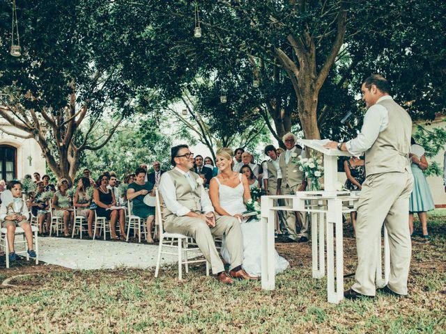 La boda de Tino y Lisa en Daya Vieja, Alicante 16
