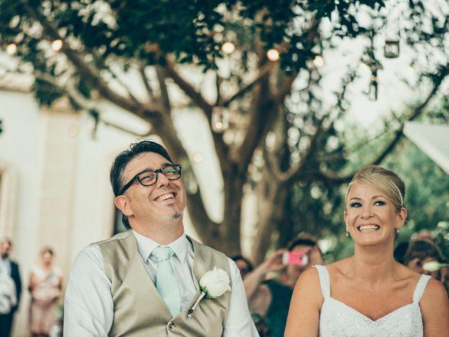 La boda de Tino y Lisa en Daya Vieja, Alicante 18