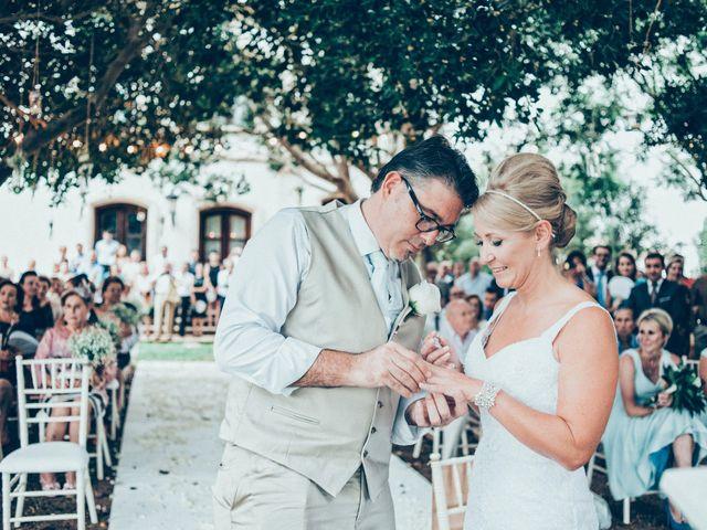 La boda de Tino y Lisa en Daya Vieja, Alicante 21