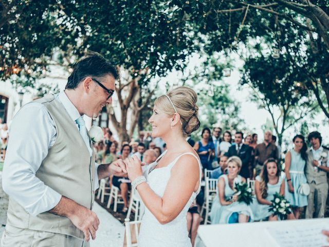 La boda de Tino y Lisa en Daya Vieja, Alicante 22