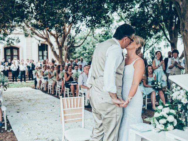 La boda de Tino y Lisa en Daya Vieja, Alicante 23