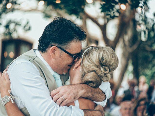 La boda de Tino y Lisa en Daya Vieja, Alicante 25