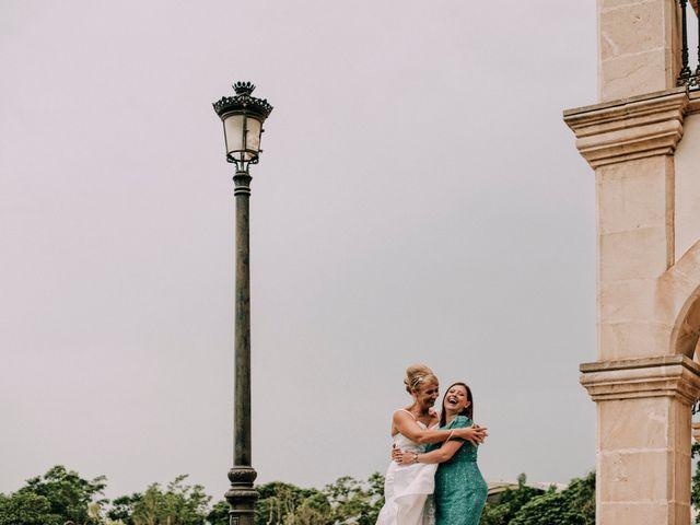 La boda de Tino y Lisa en Daya Vieja, Alicante 27