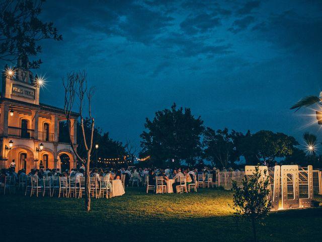 La boda de Tino y Lisa en Daya Vieja, Alicante 28