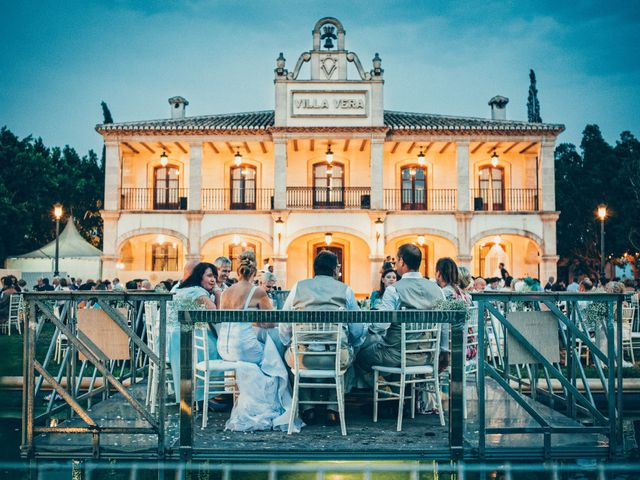 La boda de Tino y Lisa en Daya Vieja, Alicante 29