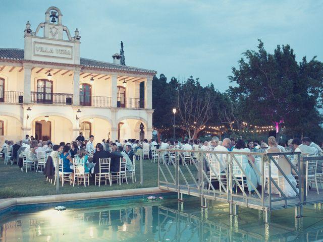 La boda de Tino y Lisa en Daya Vieja, Alicante 30