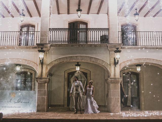 La boda de Tino y Lisa en Daya Vieja, Alicante 31