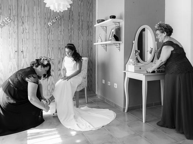 La boda de Raquel y José Manuel en Alhaurin El Grande, Málaga 6