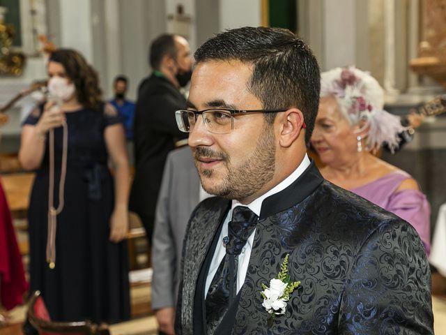 La boda de Raquel y José Manuel en Alhaurin El Grande, Málaga 8
