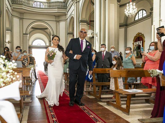 La boda de Raquel y José Manuel en Alhaurin El Grande, Málaga 9