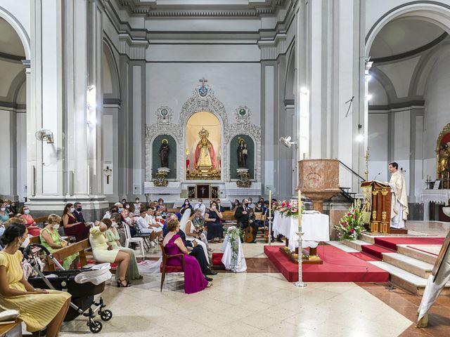 La boda de Raquel y José Manuel en Alhaurin El Grande, Málaga 11