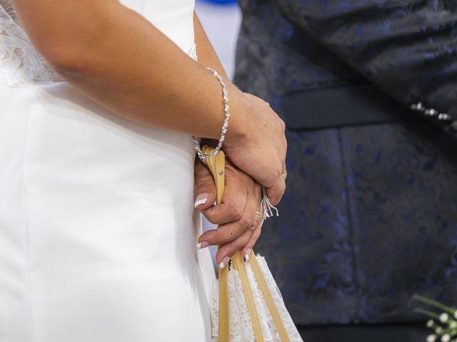 La boda de Raquel y José Manuel en Alhaurin El Grande, Málaga 13