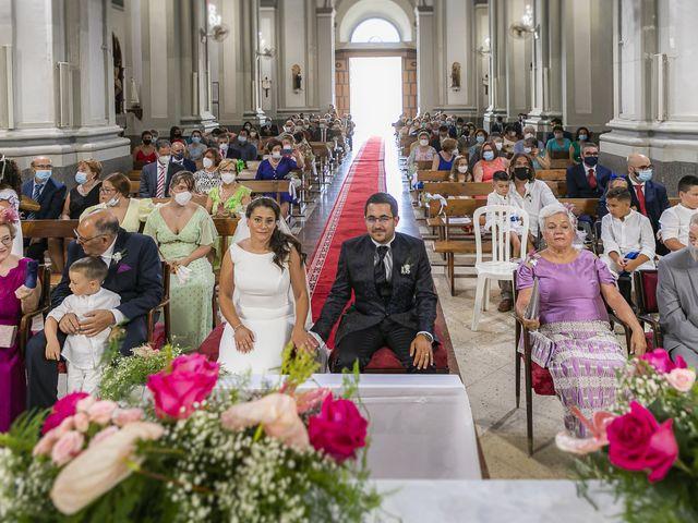 La boda de Raquel y José Manuel en Alhaurin El Grande, Málaga 19