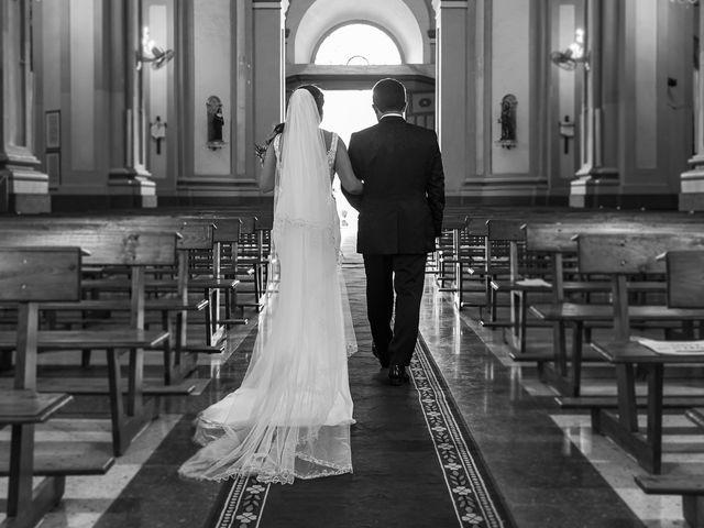 La boda de Raquel y José Manuel en Alhaurin El Grande, Málaga 21