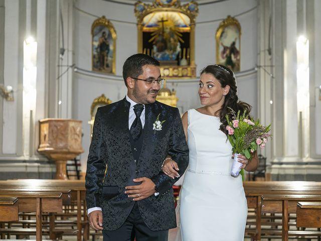 La boda de Raquel y José Manuel en Alhaurin El Grande, Málaga 22