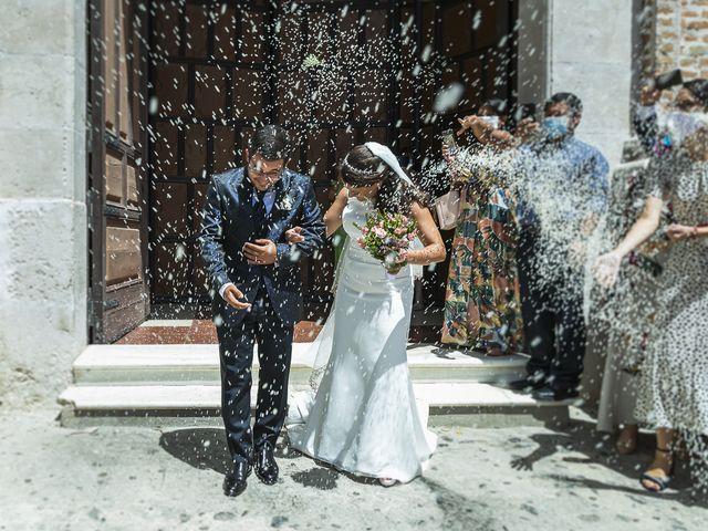 La boda de Raquel y José Manuel en Alhaurin El Grande, Málaga 23