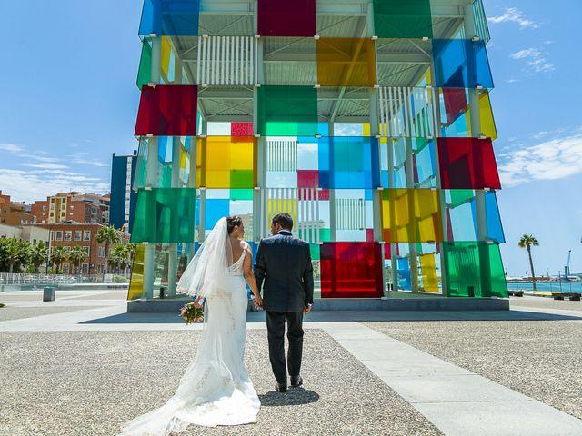 La boda de Raquel y José Manuel en Alhaurin El Grande, Málaga 25