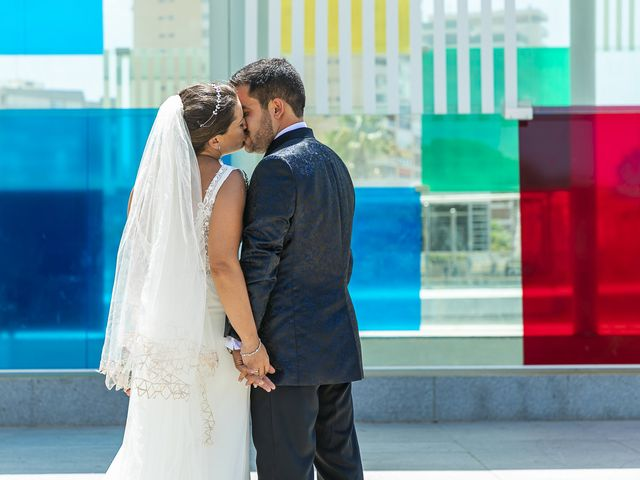 La boda de Raquel y José Manuel en Alhaurin El Grande, Málaga 26