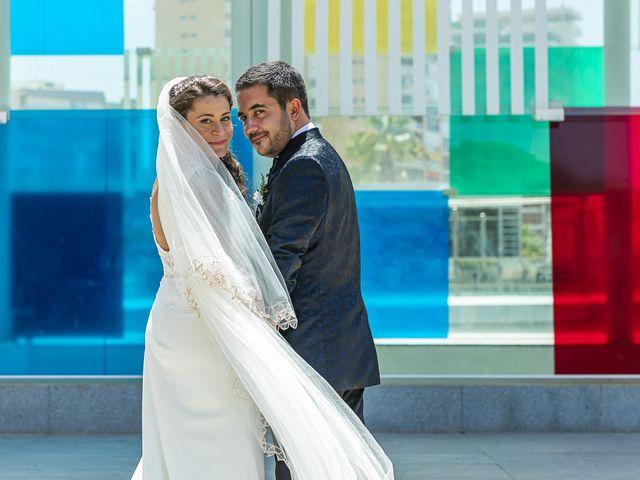 La boda de José Manuel y Raquel