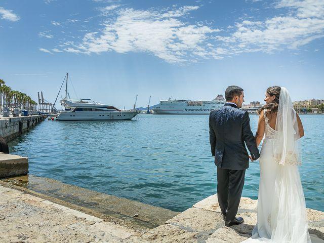 La boda de Raquel y José Manuel en Alhaurin El Grande, Málaga 27